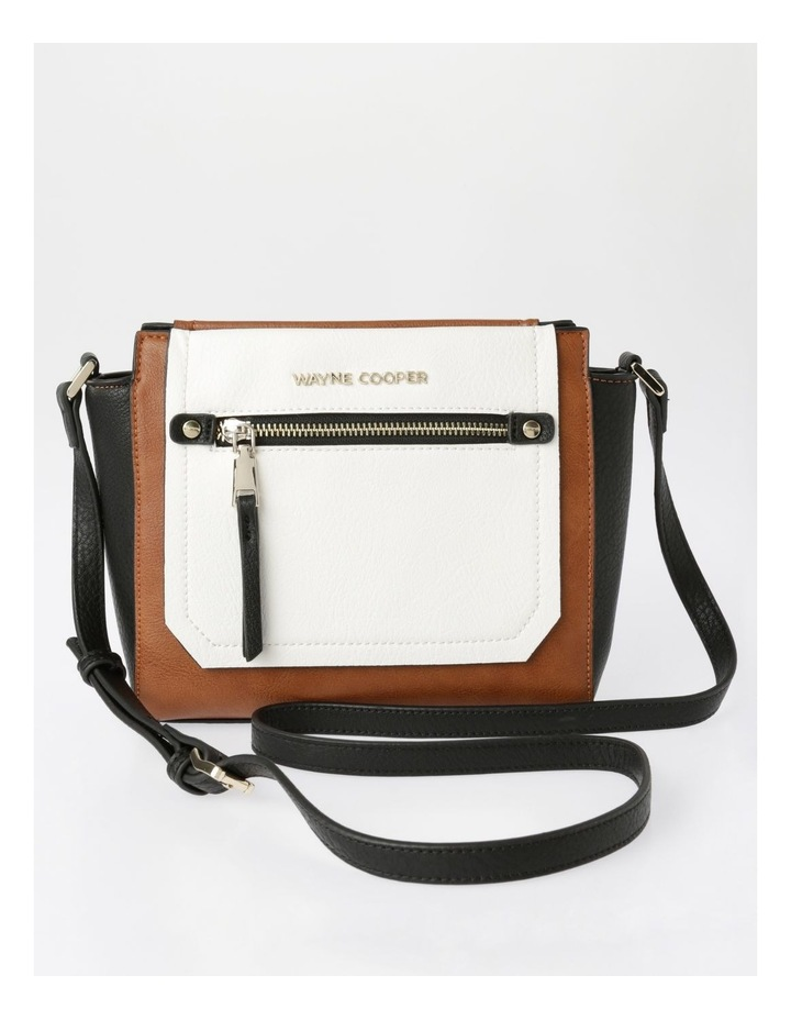 WH-2638 Heather Flap Over Crossbody Bag image 1