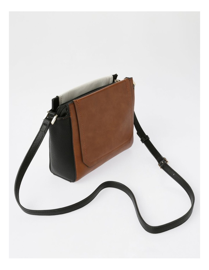 WH-2638 Heather Flap Over Crossbody Bag image 2