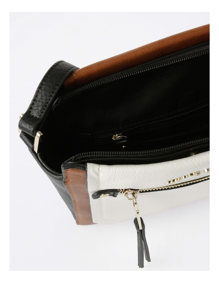 WH-2638 Heather Flap Over Crossbody Bag image 5