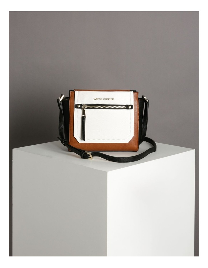 WH-2638 Heather Flap Over Crossbody Bag image 6