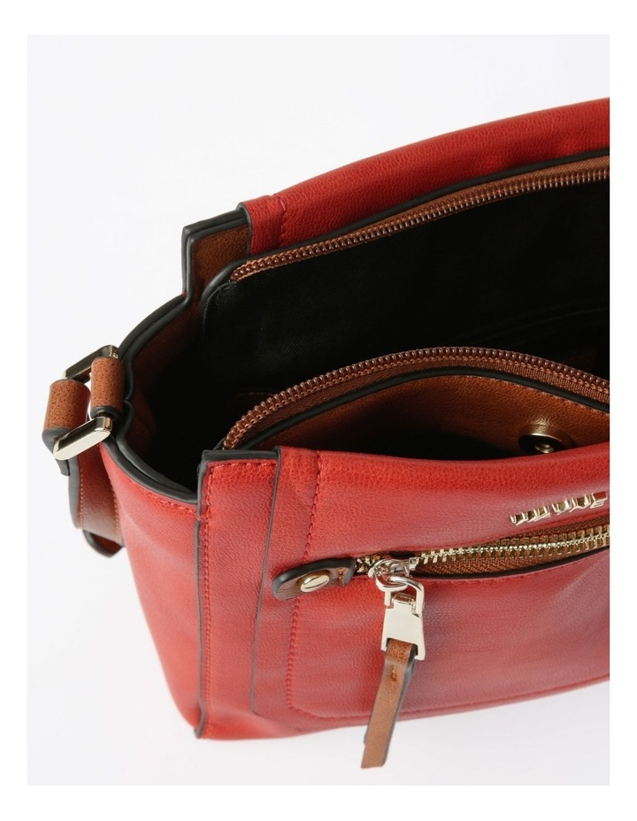 WH-2638 Heather Flap Over Crossbody Bag image 4