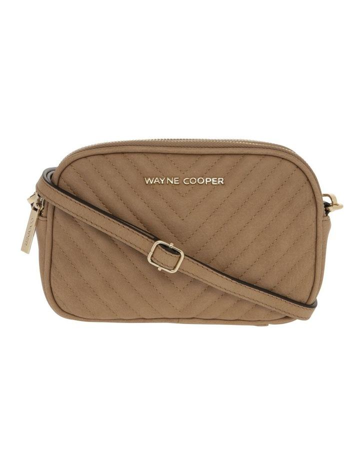 Zip-Top Crossbody Bag image 1