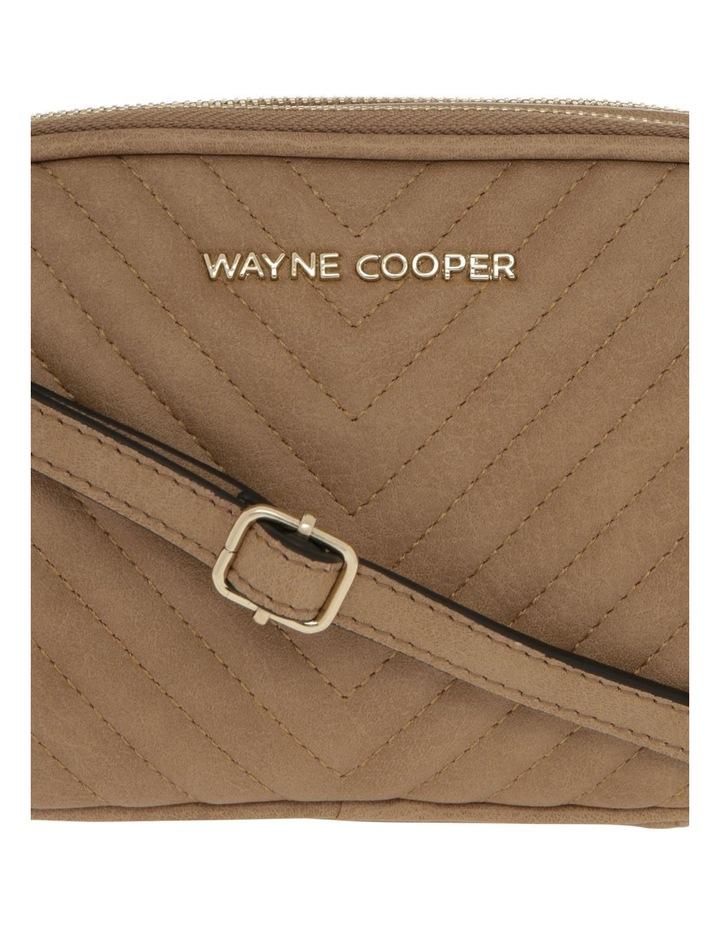 Zip-Top Crossbody Bag image 3