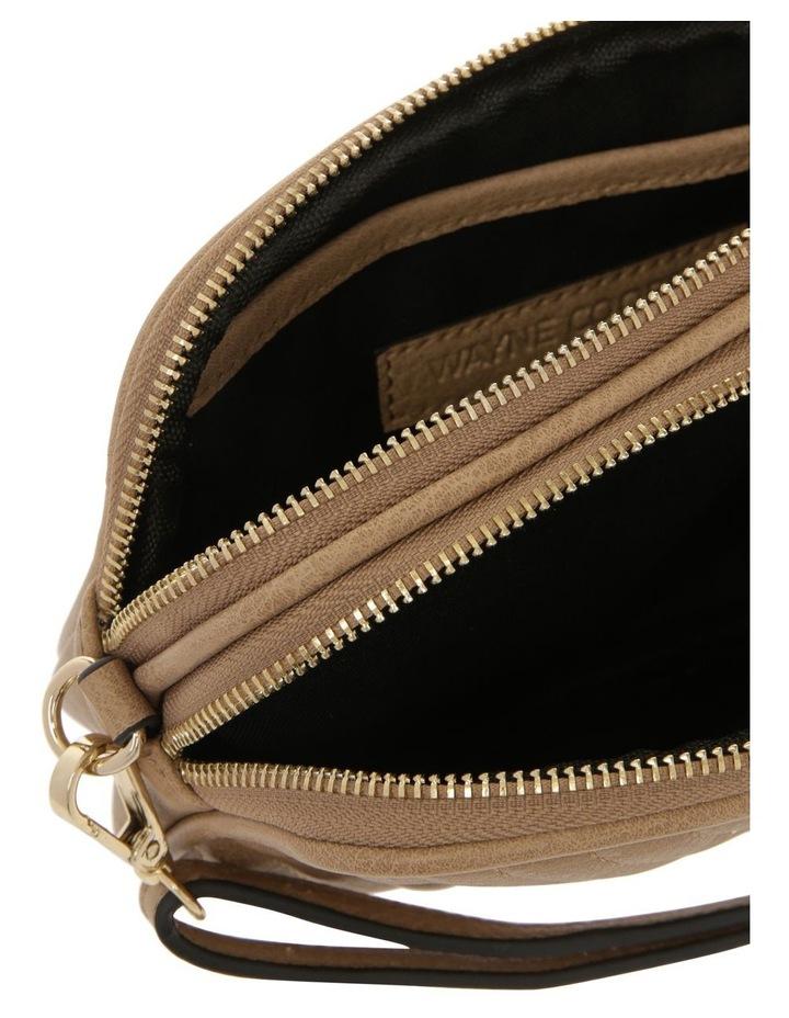 Zip-Top Crossbody Bag image 4