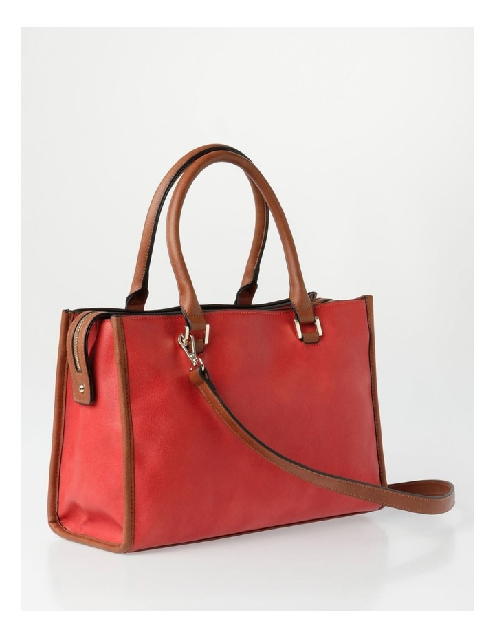 WH-2644 Kelly Double Handle Tote Bag image 2