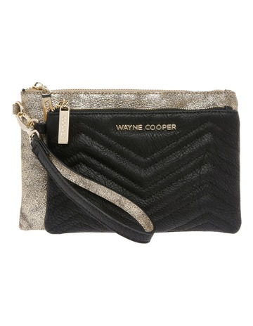 1dff2d0dd32a Wayne CooperCharlotte Zip Top Pouch Set WW-2469. Wayne Cooper Charlotte Zip  Top Pouch Set WW-2469. price