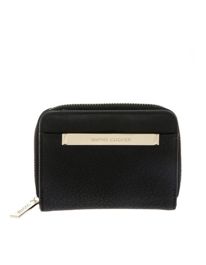 Ebony Zip Around Wallet image 1