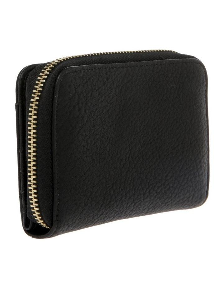 Ebony Zip Around Wallet image 2