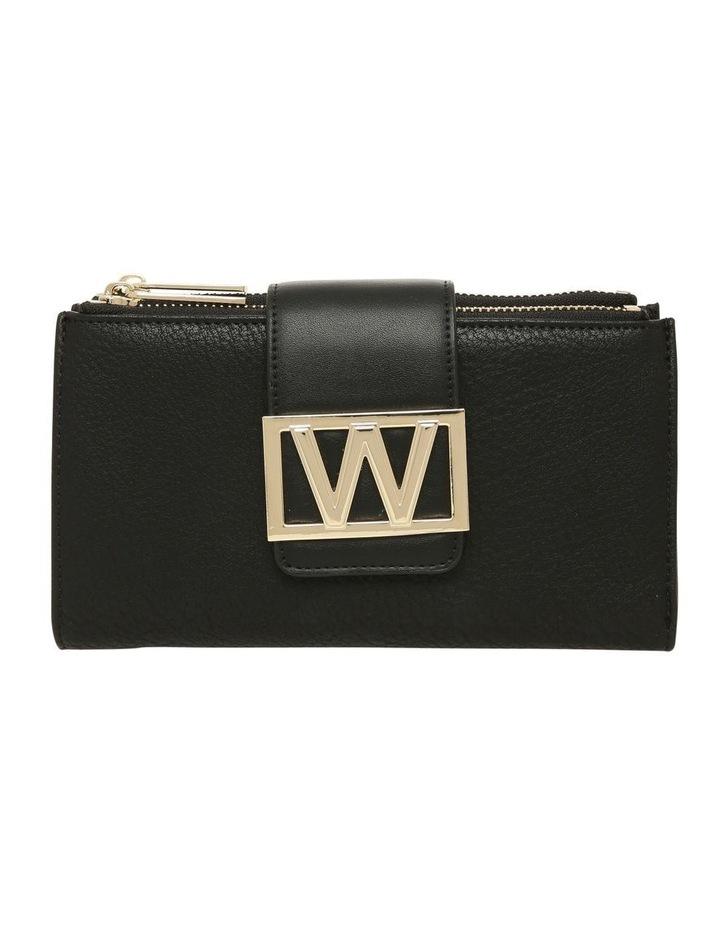 Victoria Bifold Wallet - Black image 1