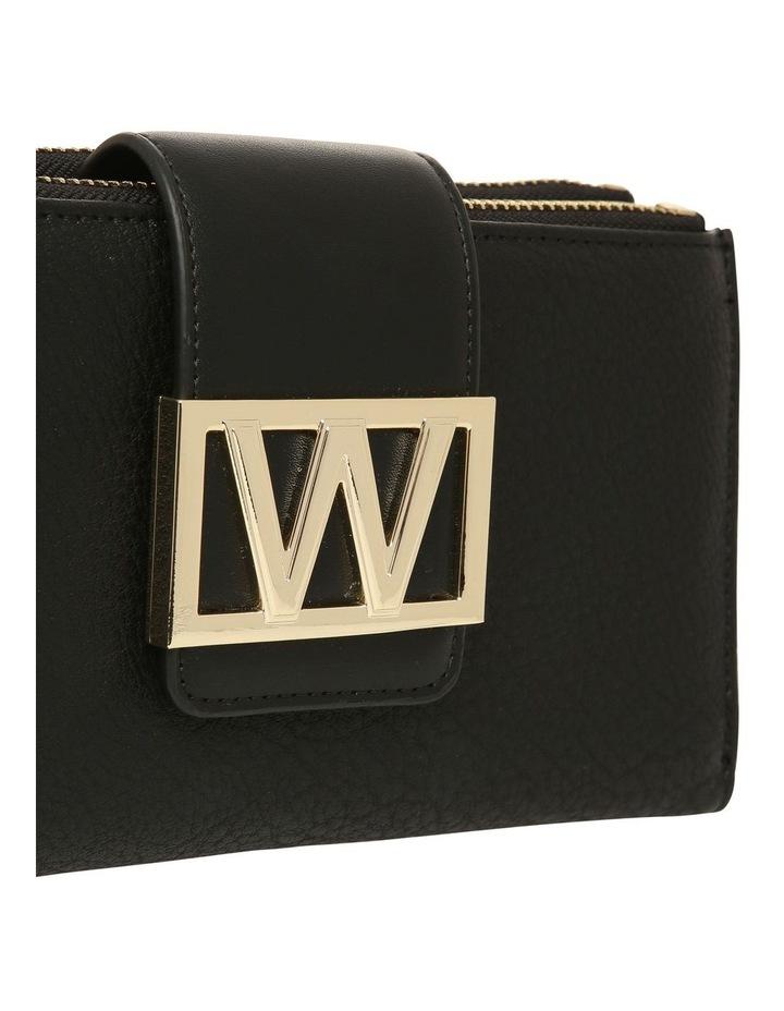 Victoria Bifold Wallet - Black image 3