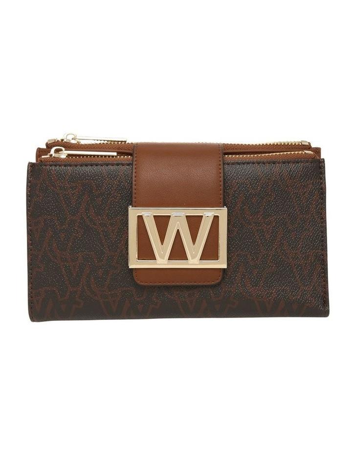 Victoria Bifold Wallet - Chocolate image 1