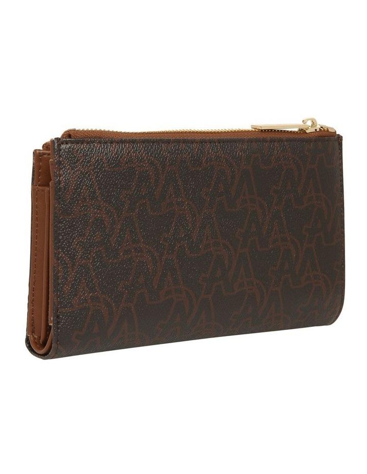 Victoria Bifold Wallet - Chocolate image 2