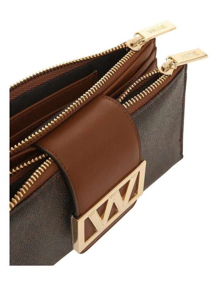 Victoria Bifold Wallet - Chocolate image 4