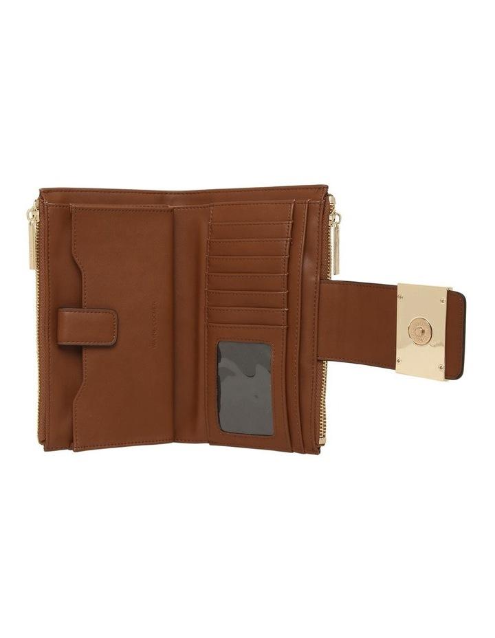 Victoria Bifold Wallet - Chocolate image 5