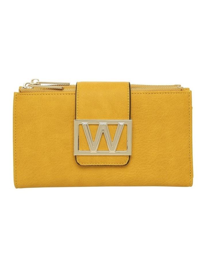 Victoria Bifold Wallet - Yellow image 1