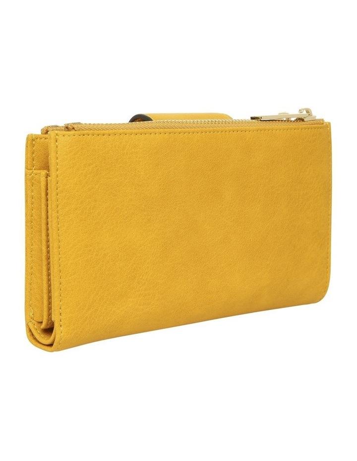 Victoria Bifold Wallet - Yellow image 2