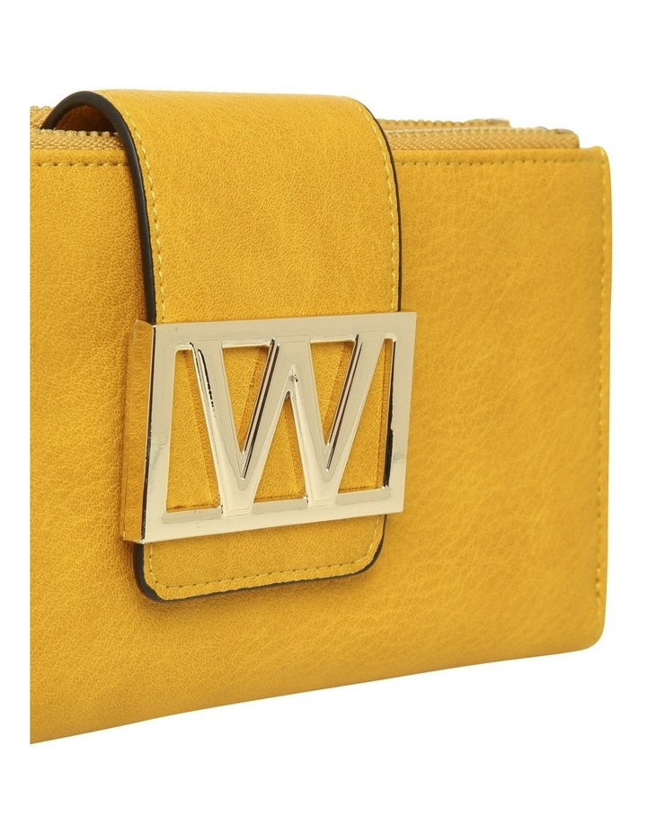 Victoria Bifold Wallet - Yellow image 3