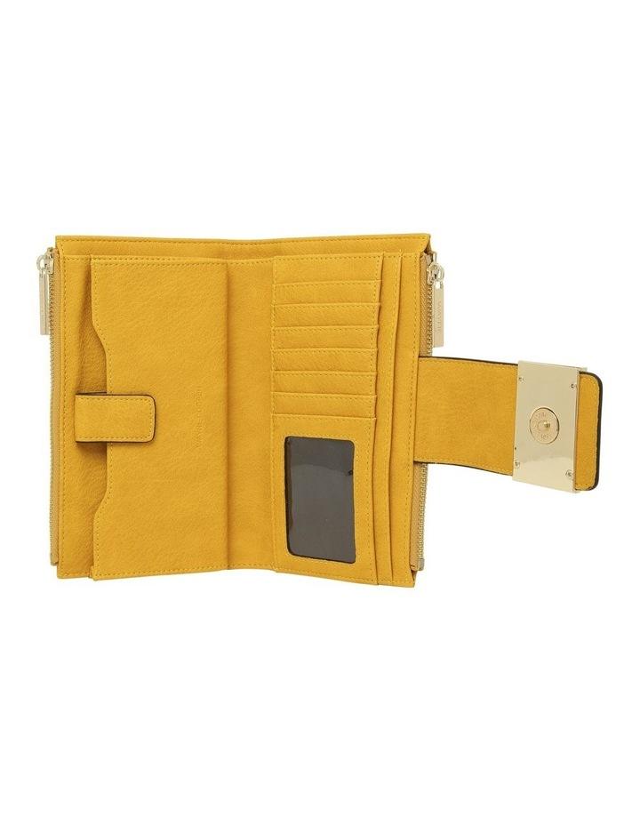 Victoria Bifold Wallet - Yellow image 5