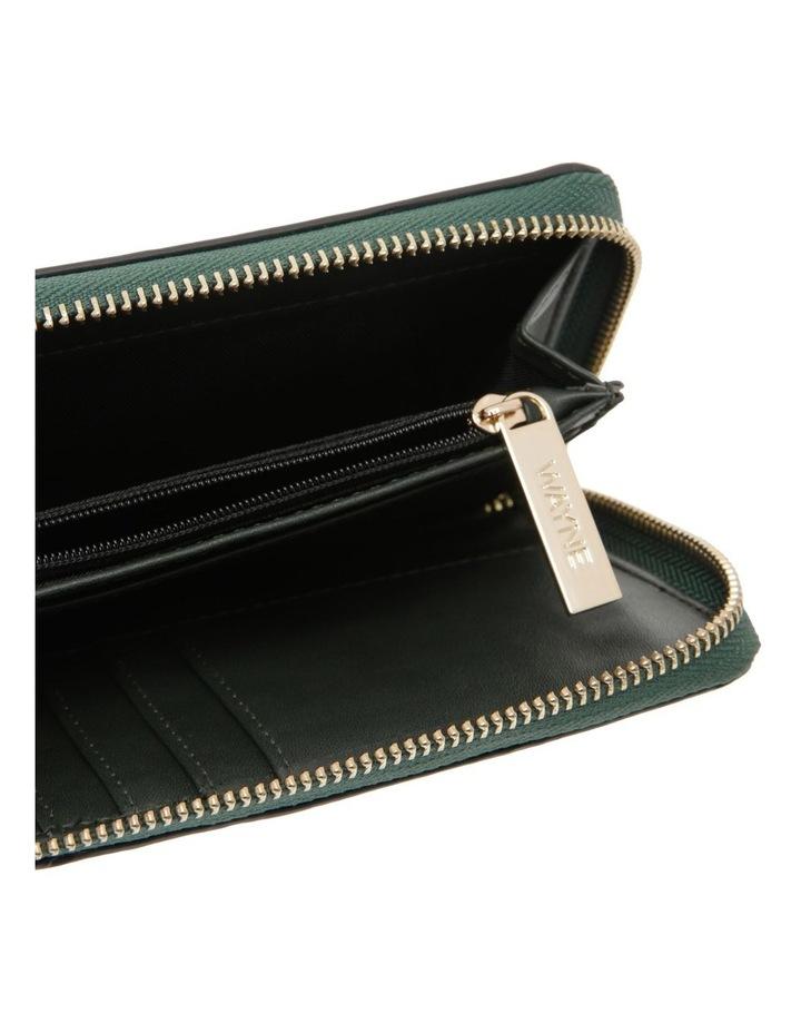 Chelsea Zip Around Green Wallet image 2