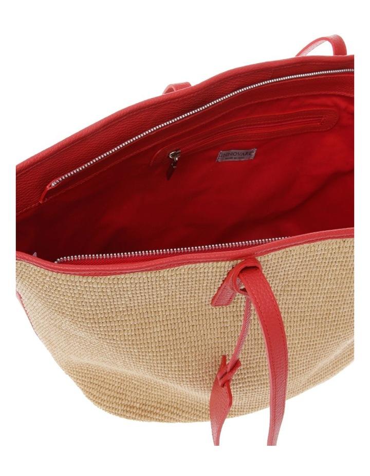 Elena Double Handle Tote Bag image 4