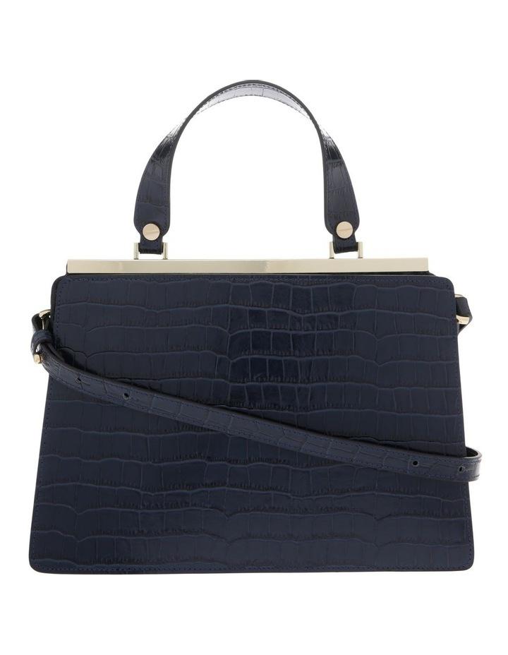 Alessa Top Handle Navy Crossbody Bag image 1