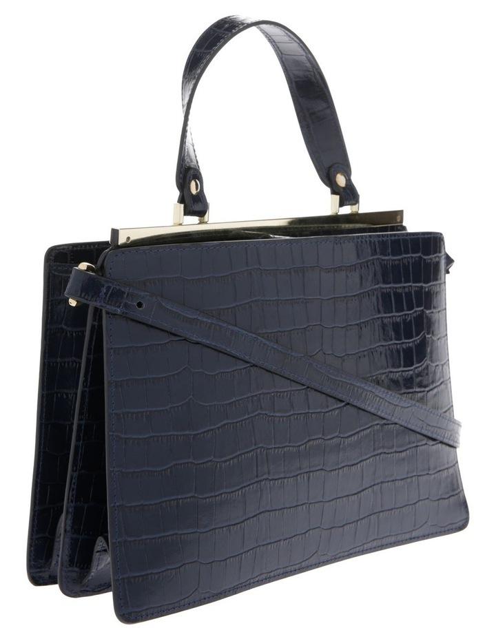 Alessa Top Handle Navy Crossbody Bag image 2
