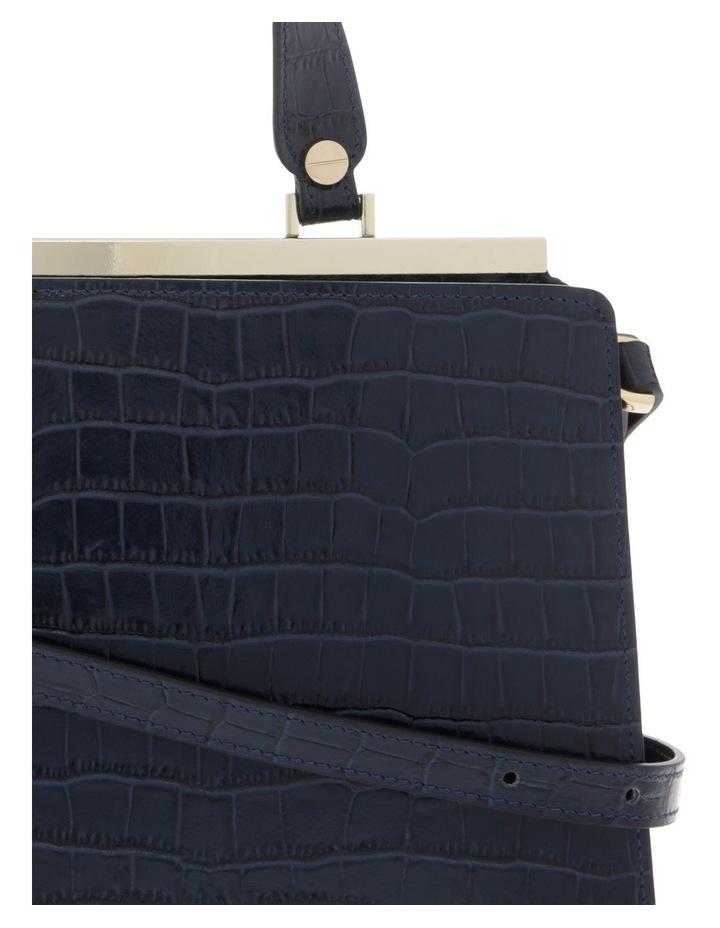 Alessa Top Handle Navy Crossbody Bag image 3