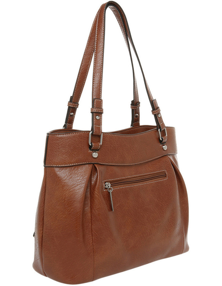 Polly Zip Top Tote Bag image 2