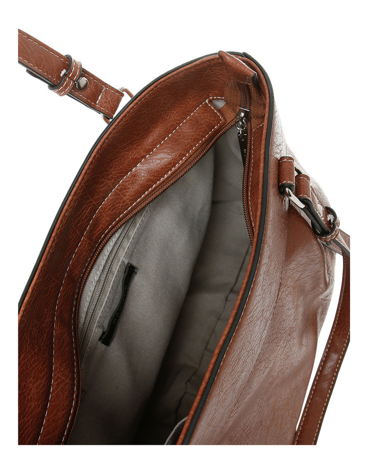 Polly Zip Top Tote Bag image 4