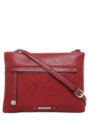Basque - Polly Zip Top Crossbody Bag BHK016