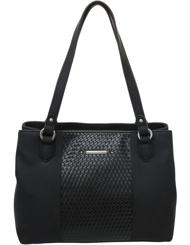 Jess Zip Top Tote Bag image 1