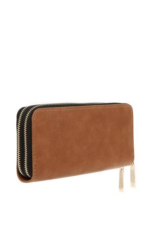 Basque - Tara Zip Around Wallet BHK204
