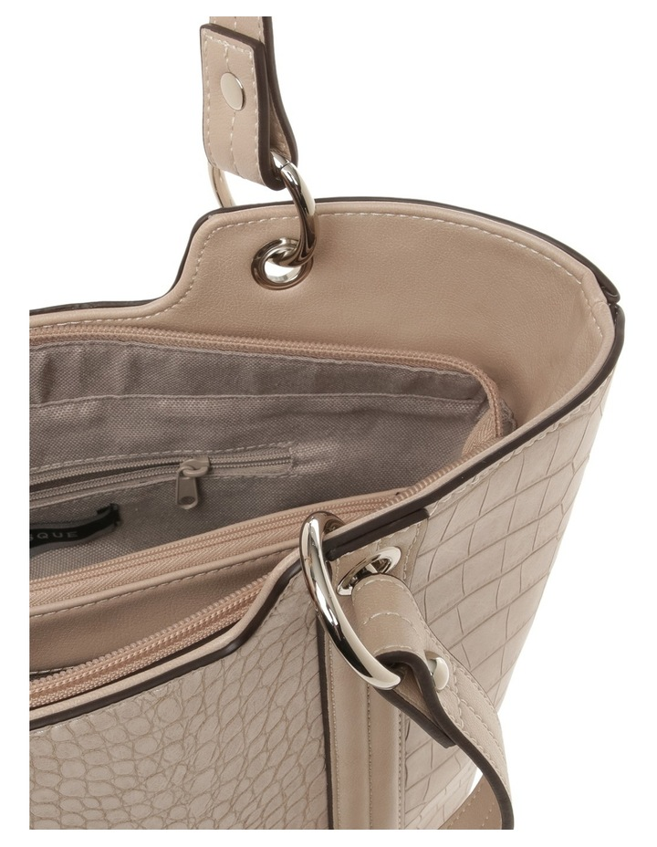 Croc Double Handle Tote Bag image 4