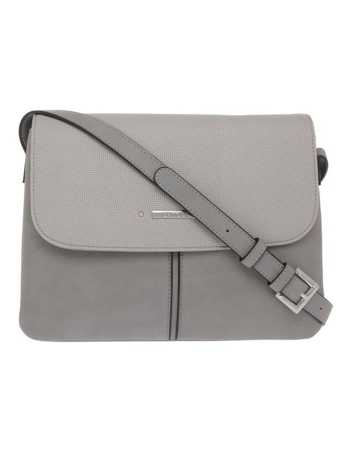 BHM211 Ava Flap Over Crossbody Bag image 1