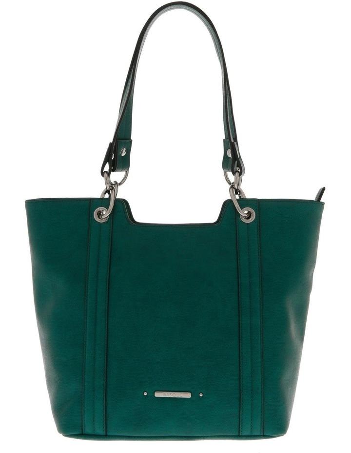 Lizard Green Double-Handle Tote Bag image 1