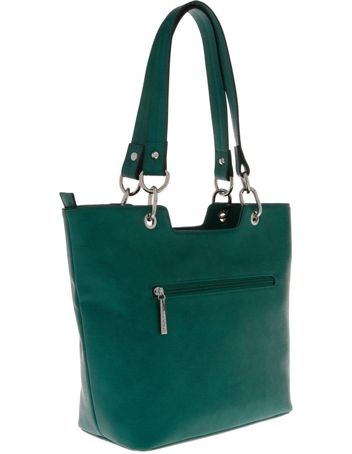 Lizard Green Double-Handle Tote Bag image 2