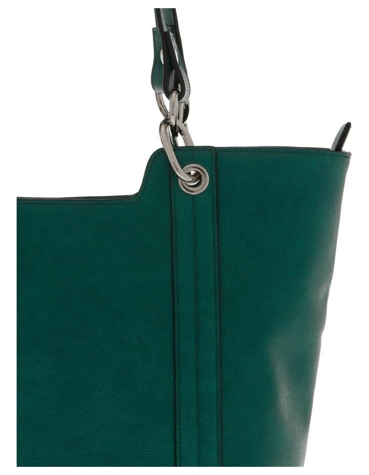 Lizard Green Double-Handle Tote Bag image 3