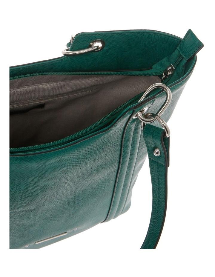 Lizard Green Double-Handle Tote Bag image 4