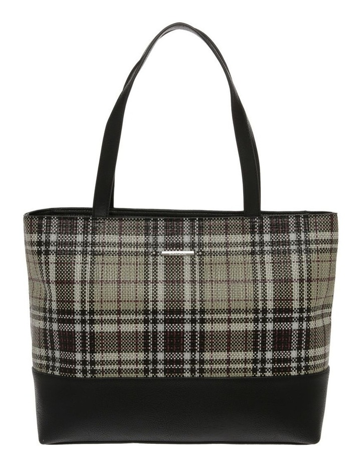 Evie Double Handle Tote Bag image 1