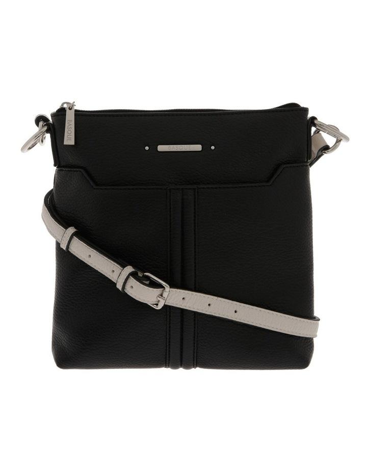 AJ Zip Top Crossbody Bag image 1