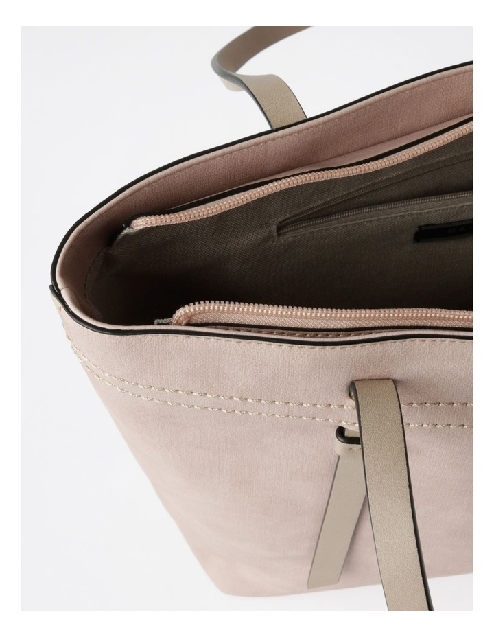 Cathy Tote in Blush image 4