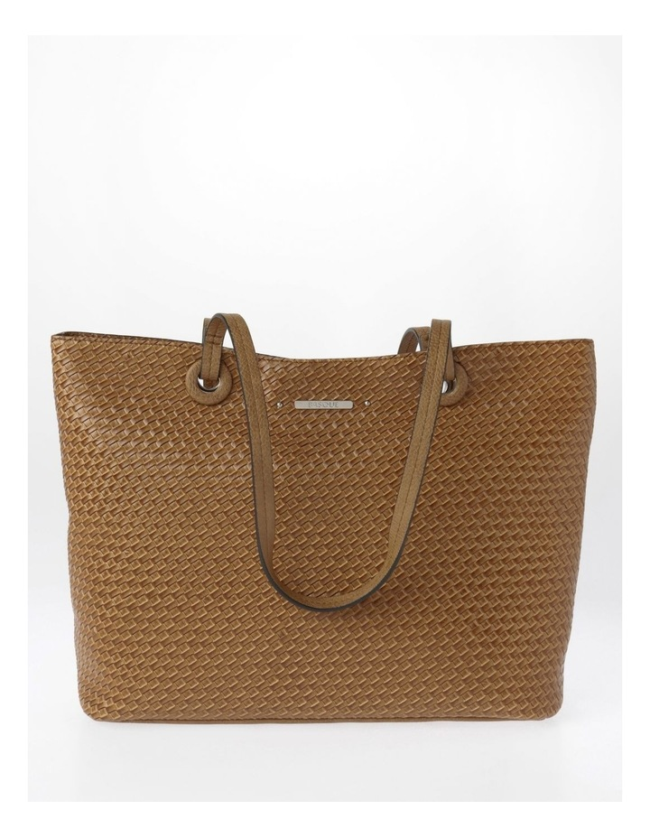Natalie Tote in Tan image 1