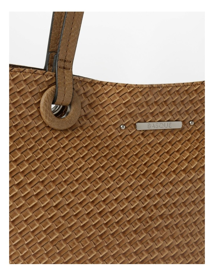 Natalie Tote in Tan image 3