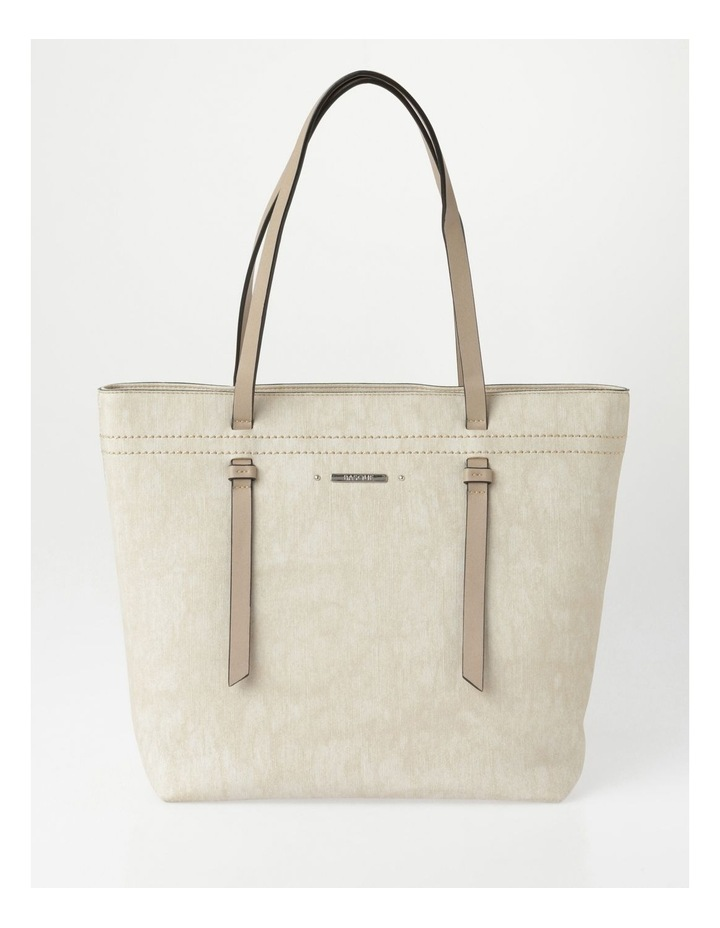 Cathy Tote in Cream image 1