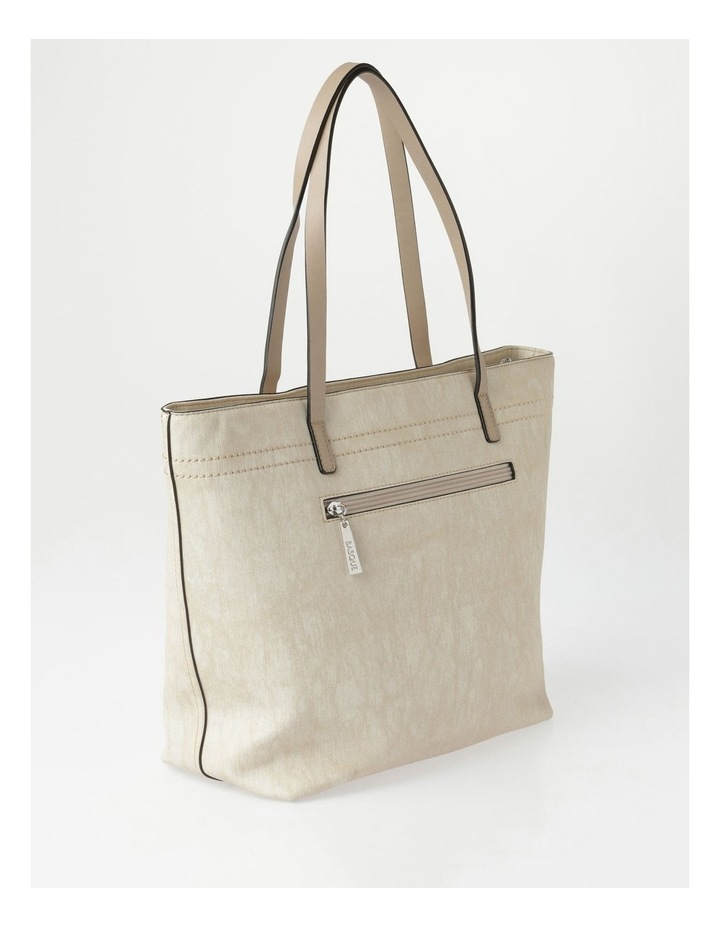 Cathy Tote in Cream image 2