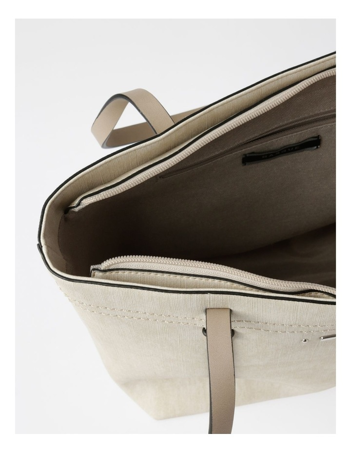 Cathy Tote in Cream image 3
