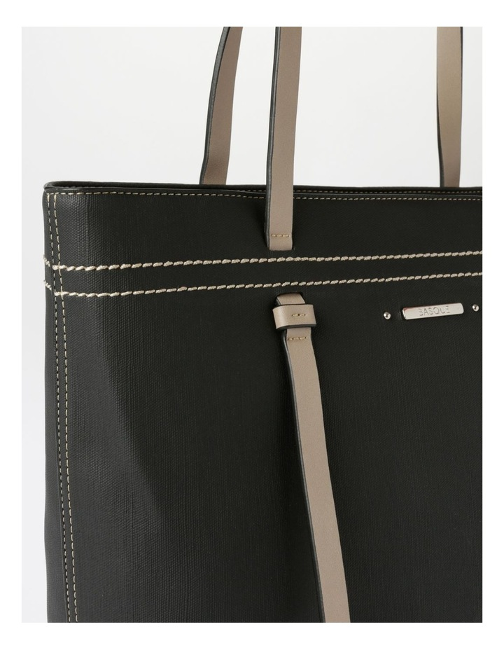 Cathy Tote in Black image 3