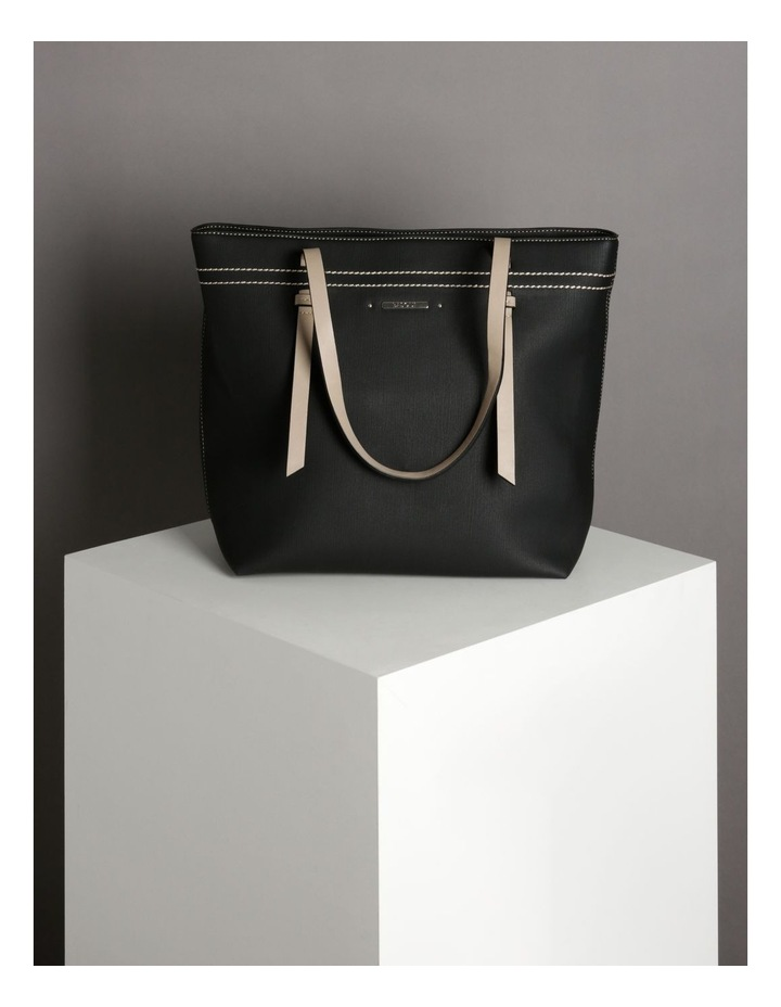 Cathy Tote in Black image 5
