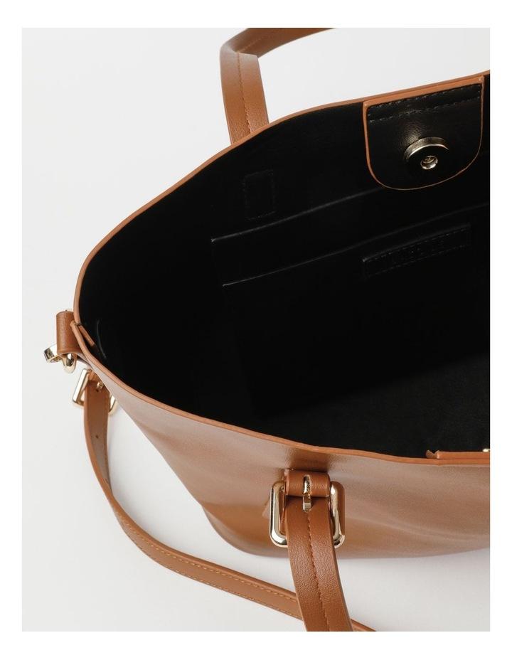 BHS002 ADELE Top Handle Tote Bag image 4