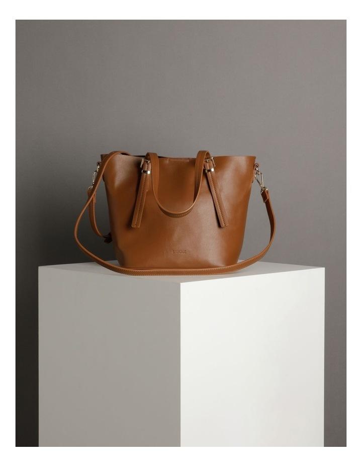 BHS002 ADELE Top Handle Tote Bag image 5
